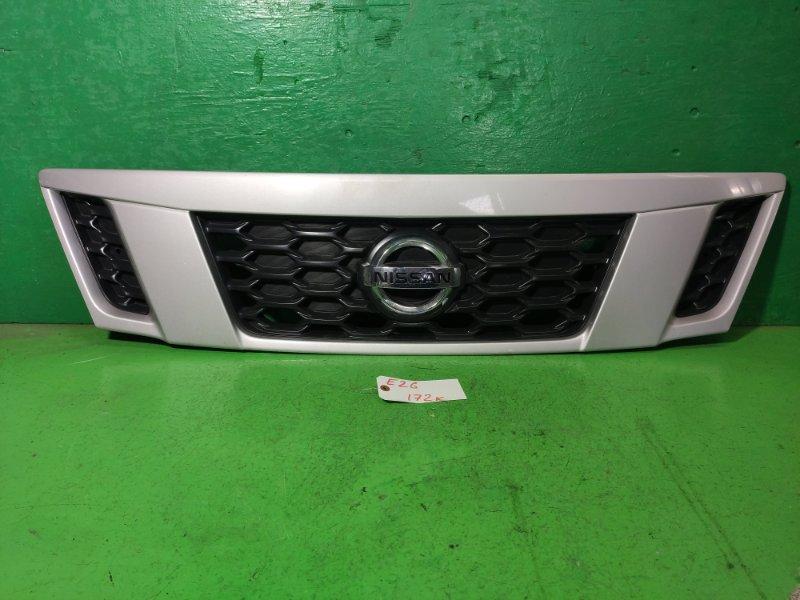 Решетка радиатора Nissan Nv350 Caravan E26 (б/у)