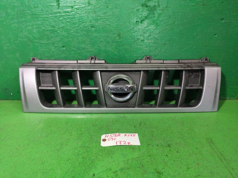Решетка радиатора Nissan Kix H59A 2009 (б/у)