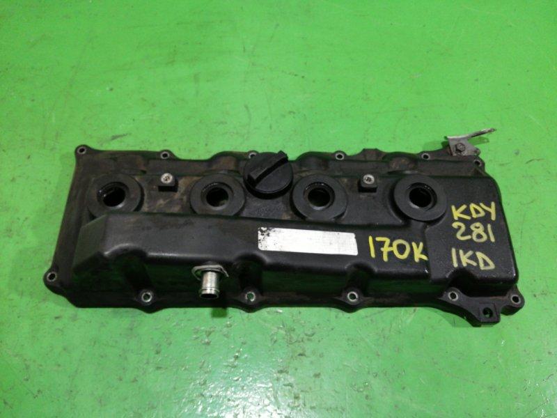 Клапанная крышка Toyota Dyna KDY281 1KD-FTV (б/у)