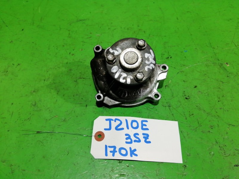 Помпа Toyota Rush J210E 3SZ-FE (б/у)