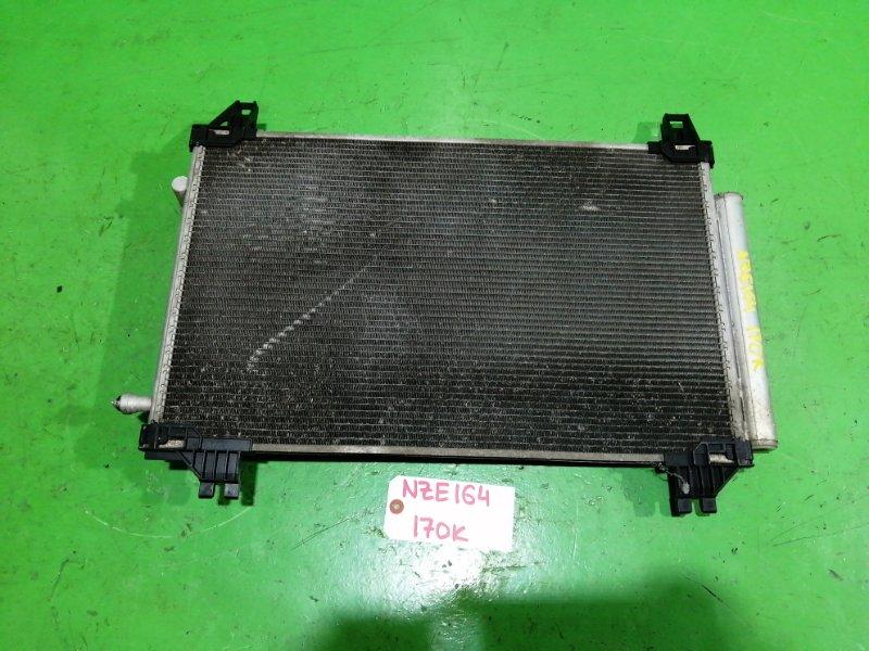 Радиатор кондиционера Toyota Fielder NZE164 (б/у)