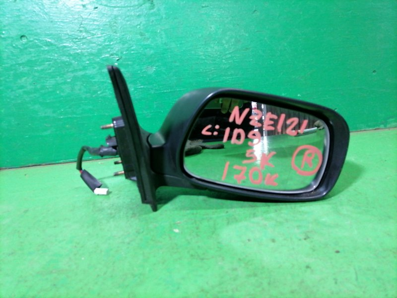 Зеркало Toyota Corolla NZE121 правое (б/у)