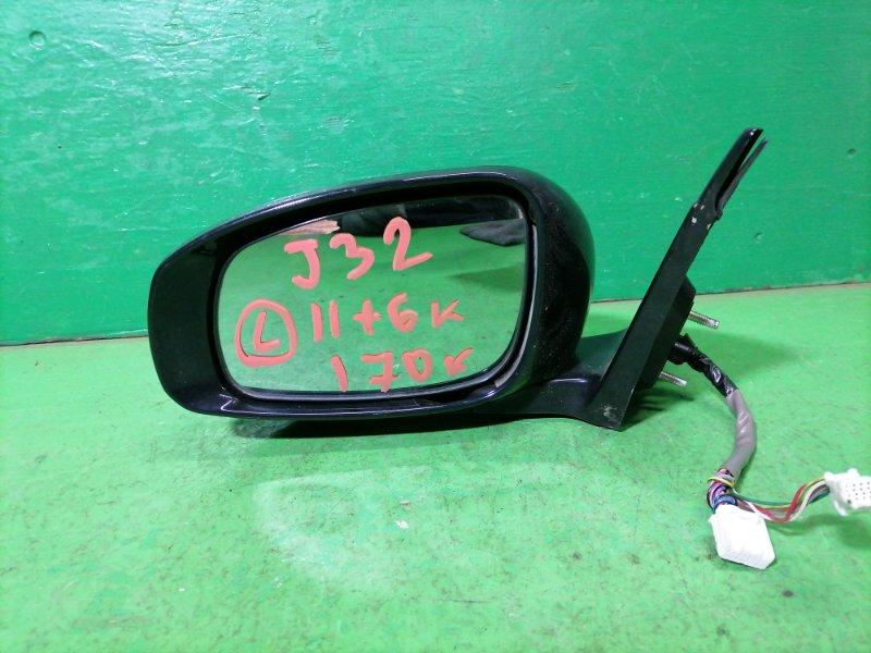 Зеркало Nissan Teana J32 левое (б/у)