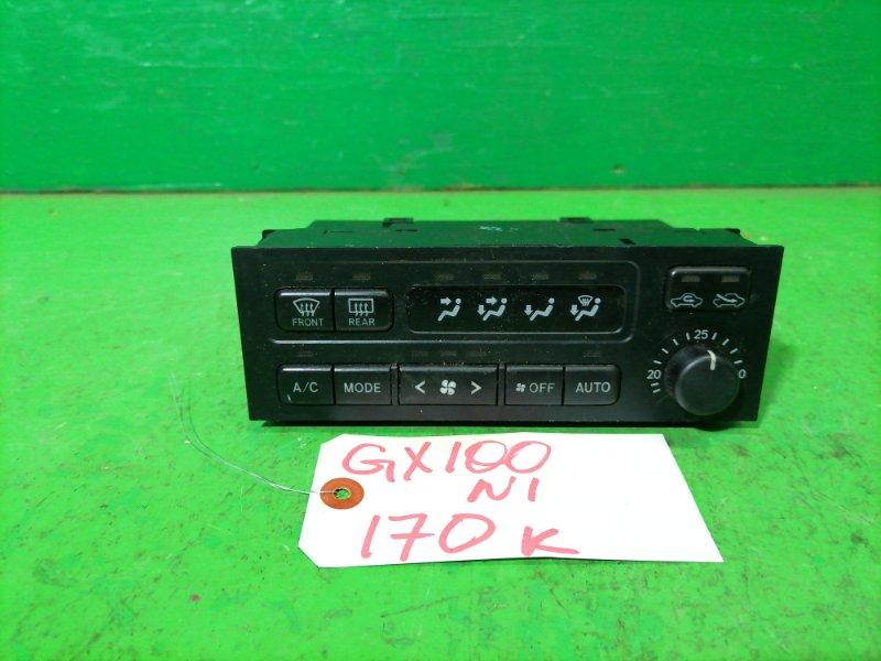 Климат-контроль Toyota Cresta GX100 (б/у)