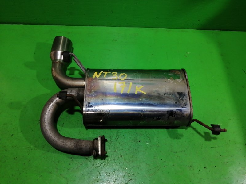 Глушитель Nissan Xtrail NT30 (б/у)