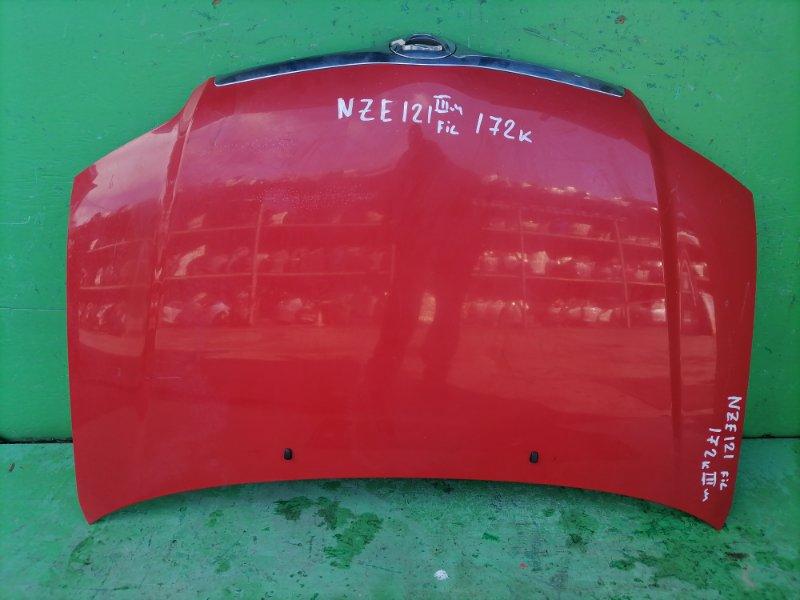 Капот Toyota Fielder NZE121 (б/у)