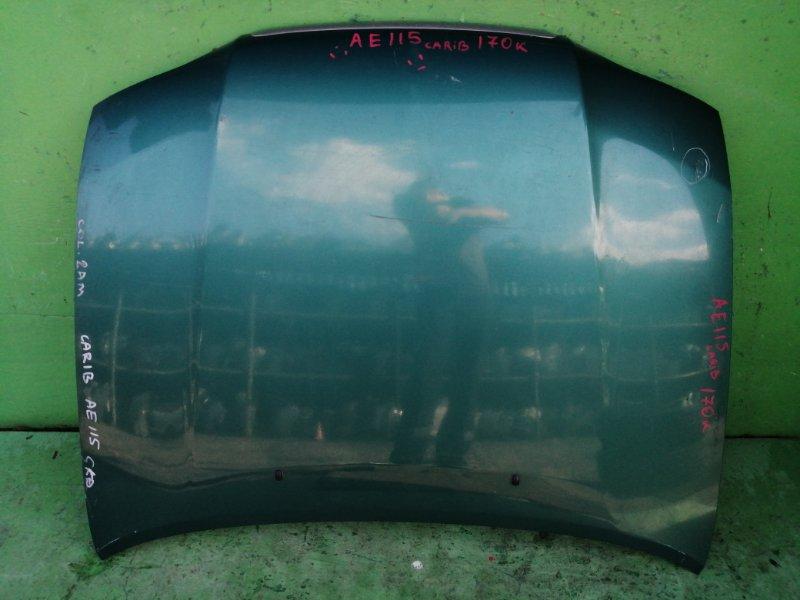 Капот Toyota Carib AE115 (б/у)