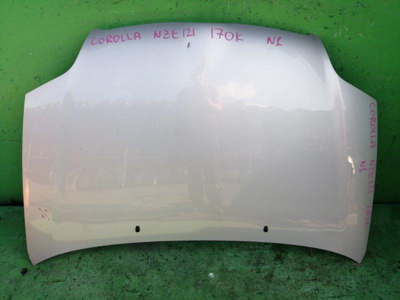Капот Toyota Corolla NZE121 (б/у) N1