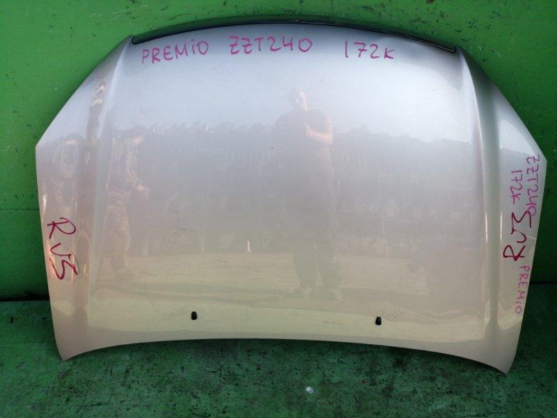 Капот Toyota Premio ZZT240 (б/у)