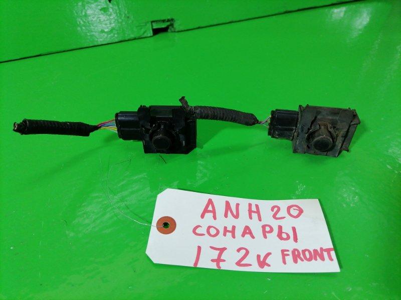 Датчик Toyota Alphard ANH20 передний (б/у)