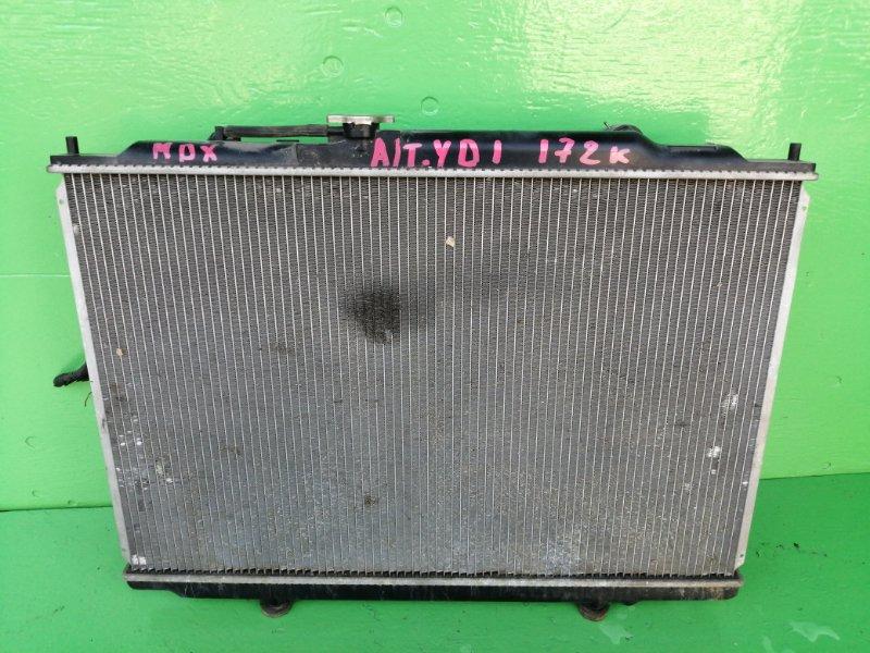 Радиатор основной Honda Mdx YD1 J35A (б/у)