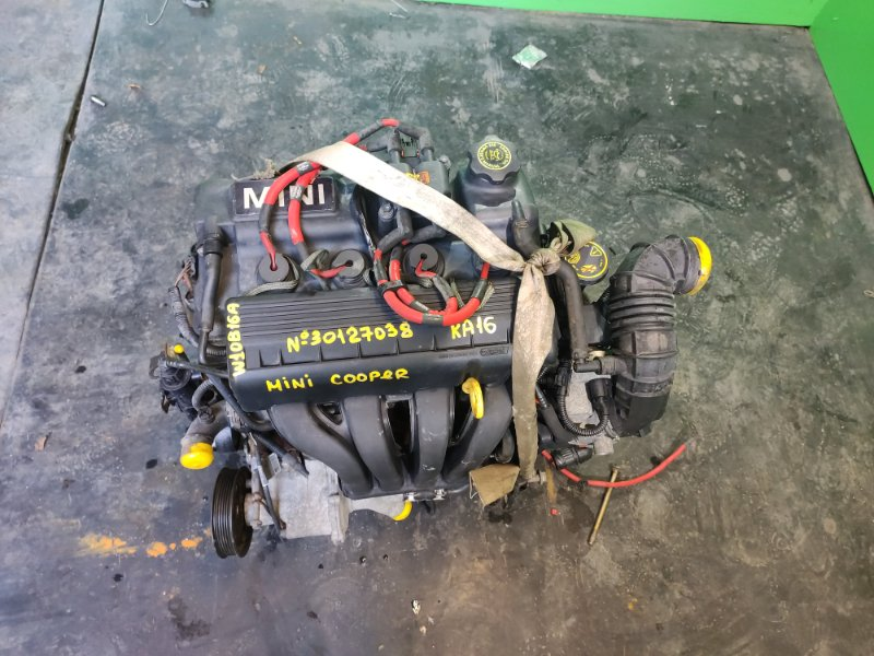 Двигатель Mini Cooper RA16 W10B16A (б/у)