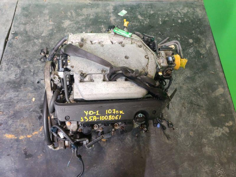 Двигатель Honda Mdx YD1 J35A (б/у)