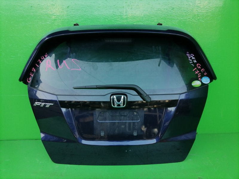 Дверь задняя Honda Fit GE7 (б/у)