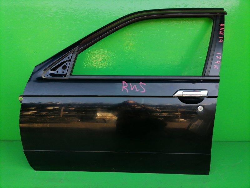 Дверь Nissan Bluebird U14 передняя левая (б/у)