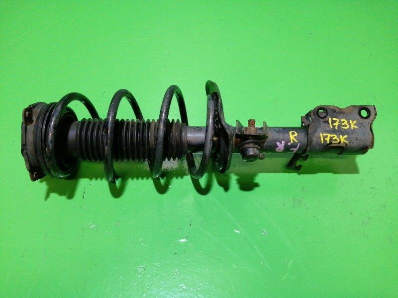 Стойка Nissan Xtrail NT31 передняя правая (б/у)