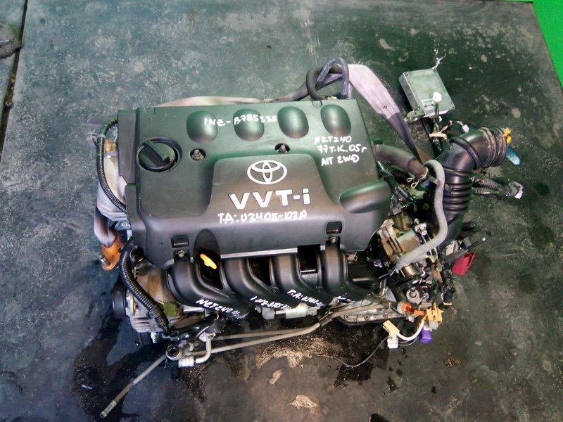 Двигатель Toyota Premio NZT240 1NZ-FE 2005 (б/у)