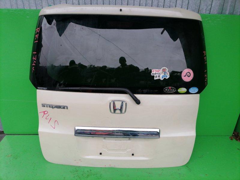 Дверь задняя Honda Step Wagon RK1 2010 (б/у)