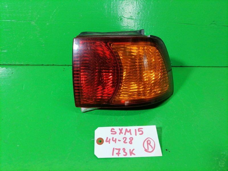 Стоп-сигнал Toyota Ipsum SXM15 правый (б/у)