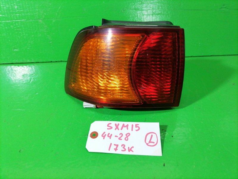 Стоп-сигнал Toyota Ipsum SXM15 левый (б/у)