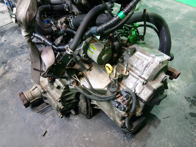 Акпп Honda Step Wagon RF2 B20B 1997 (б/у)