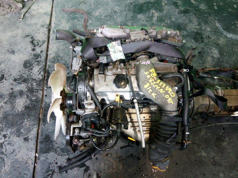 Двигатель Mazda Bongo SK82MN F8 2004 (б/у)