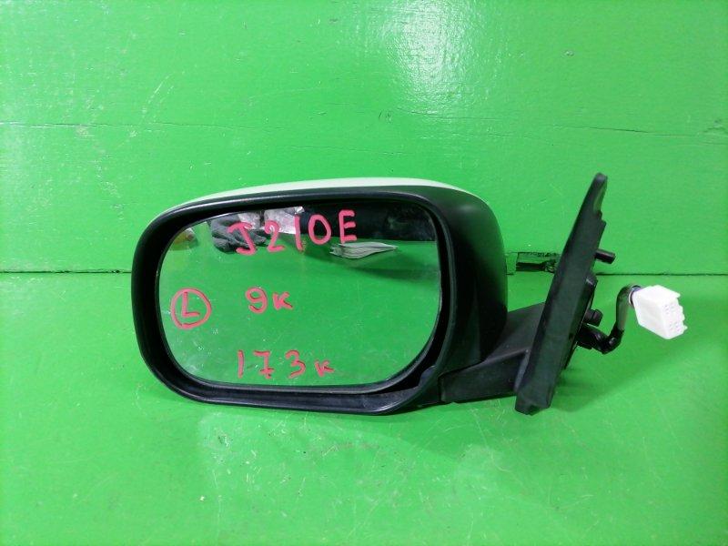 Зеркало Toyota Rush J210E левое (б/у)