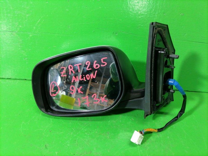 Зеркало Toyota Allion ZRT265 левое (б/у)