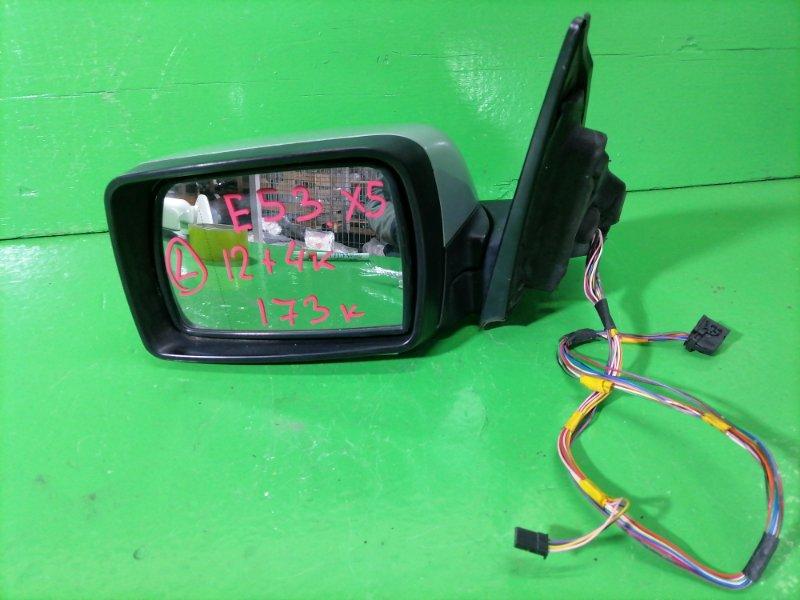 Зеркало Bmw X5 E53 левое (б/у)
