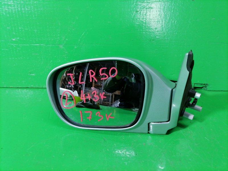 Зеркало Nissan Terrano Regulus R50 левое (б/у)