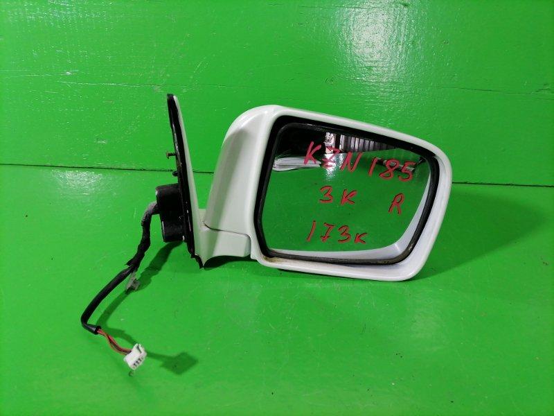 Зеркало Toyota Surf KZN185 правое (б/у)