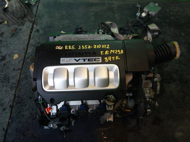 Двигатель Honda Elysion RR5 J35A 2006 (б/у)