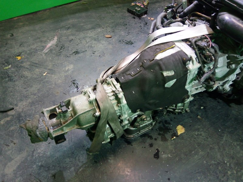 Акпп Subaru Exiga YA9 EJ253 2009 (б/у)