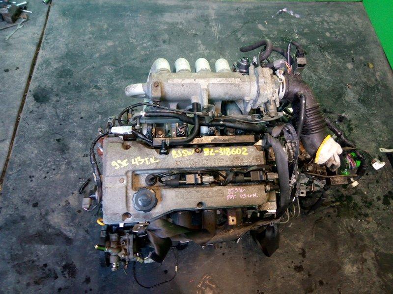Двигатель Mazda Familia BJ5W ZL 1999 (б/у)
