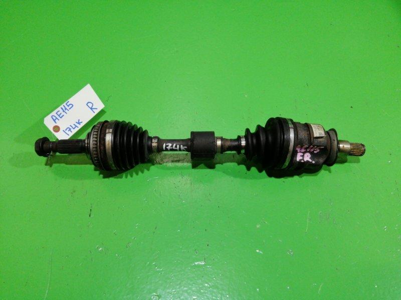 Привод Toyota Spacio AE115 передний правый (б/у)