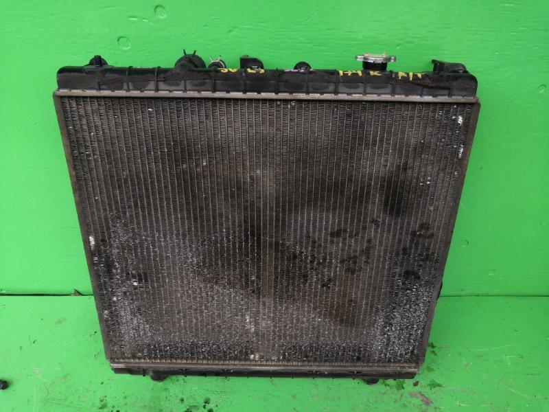 Радиатор основной Mazda Bongo Friendee SGL5 (б/у)