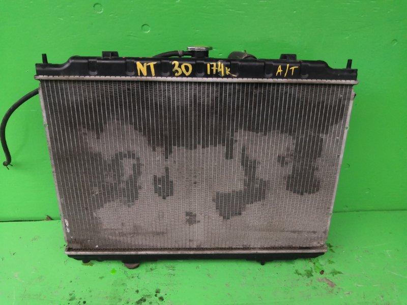 Радиатор основной Nissan Xtrail NT30 (б/у)