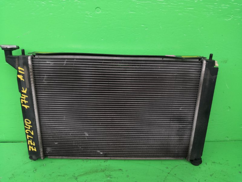 Радиатор основной Toyota Premio ZZT240 1ZZ-FE (б/у)