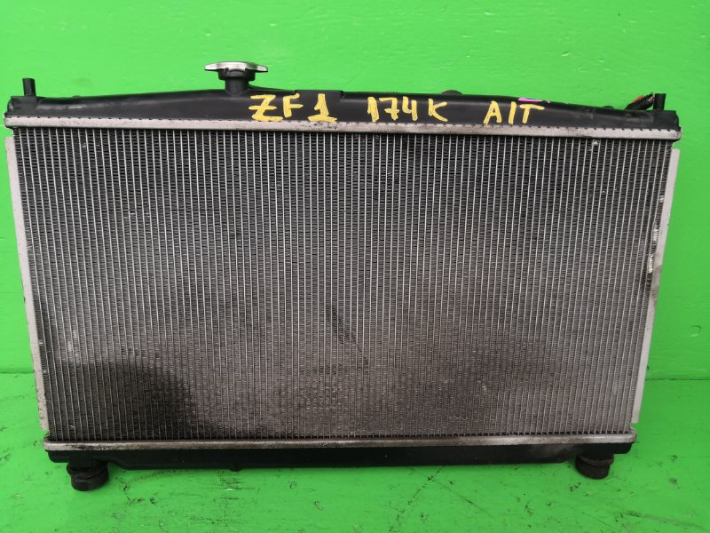 Радиатор основной Honda Cr-Z ZF1 (б/у)