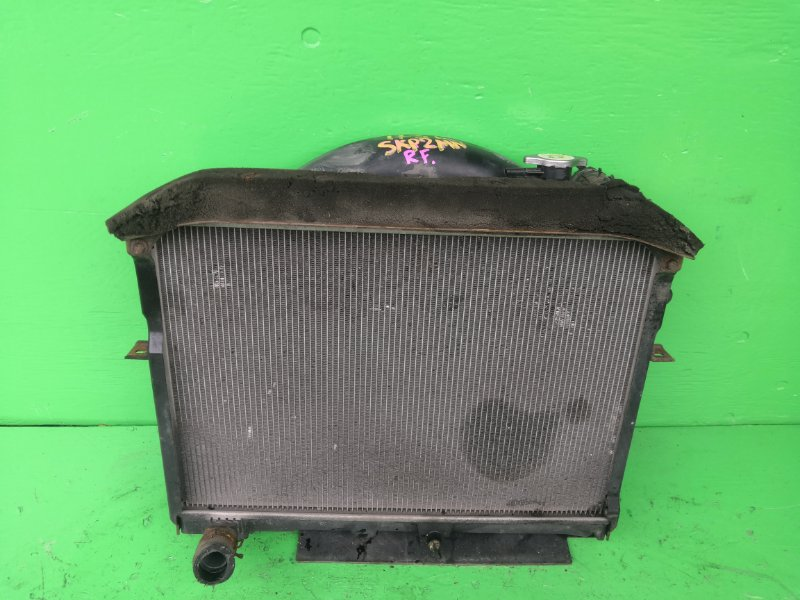 Радиатор основной Mazda Bongo SKP2MN (б/у)