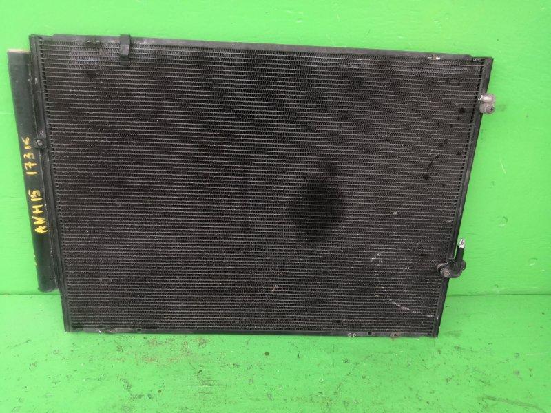 Радиатор кондиционера Toyota Alphard ANH15 (б/у)