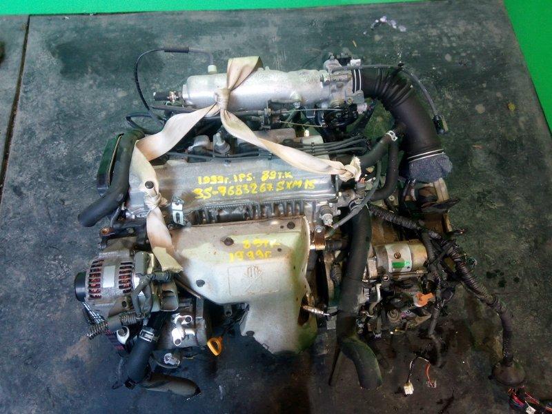 Двигатель Toyota Ipsum SXM15 3S-FE 1999 (б/у)