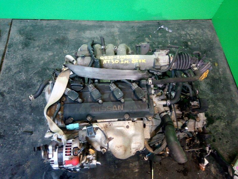 Двигатель Nissan Xtrail NT30 QR20-DE (б/у)