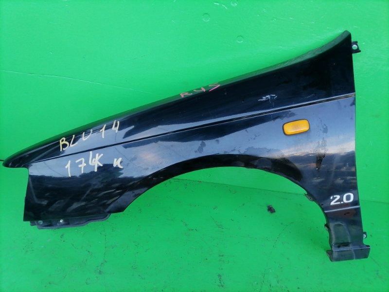 Крыло Nissan Bluebird U14 переднее левое (б/у)