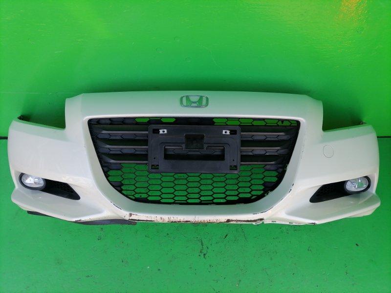 Бампер Honda Cr-Z ZF1 передний (б/у)