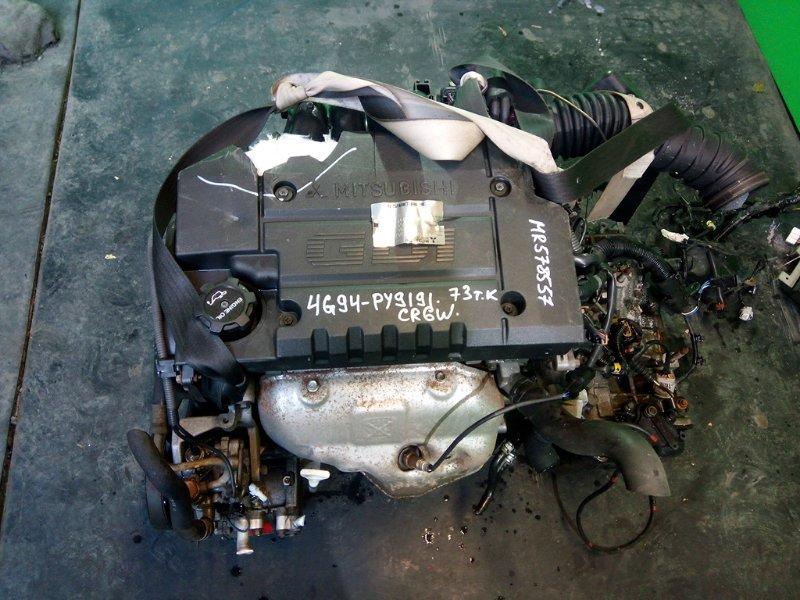 Двигатель Mitsubishi Dion CR6W 4G94 (б/у)
