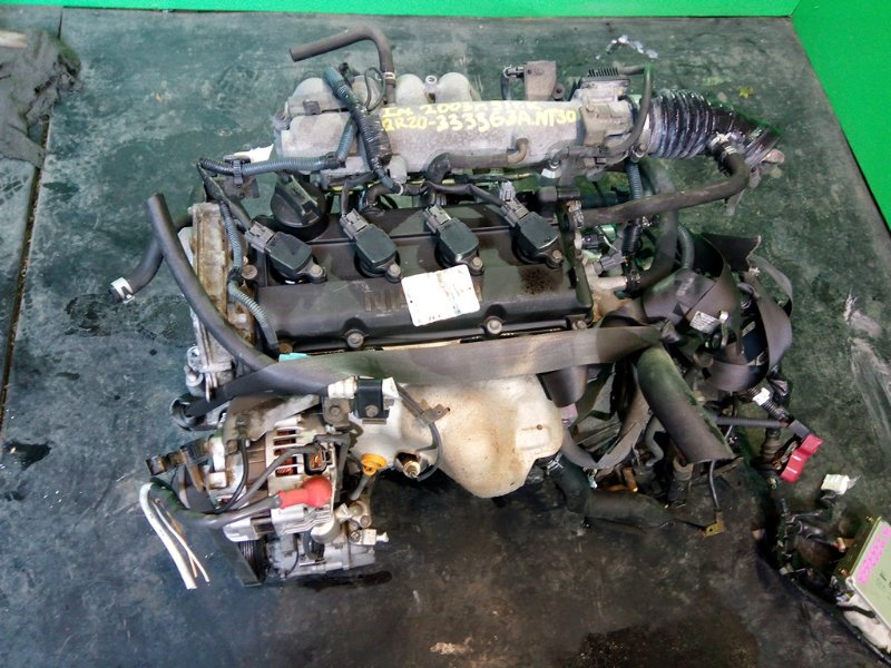 Двигатель Nissan Xtrail NT30 QR20-DE 2003 (б/у)