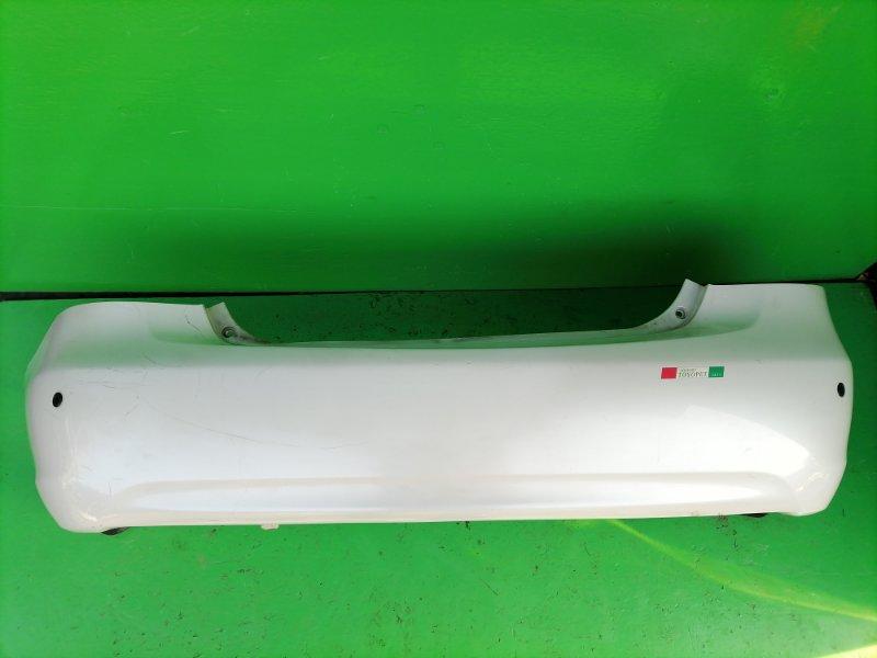 Бампер Toyota Belta NCP96 задний (б/у)