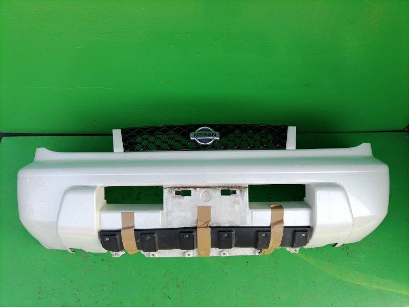 Бампер Nissan Xtrail NT30 (б/у)