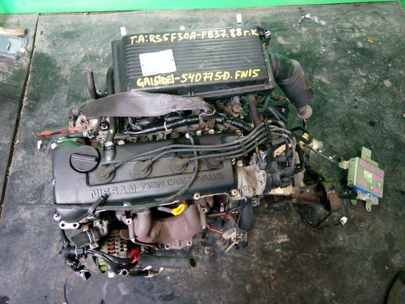 Двигатель Nissan Pulsar FN15 GA15-DE (б/у)